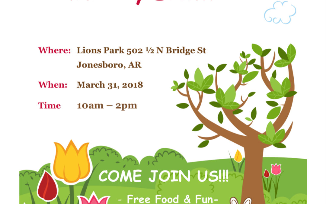 "A-State Social Work and A-State CARE Presents ""Spring into Action"" Community Event"
