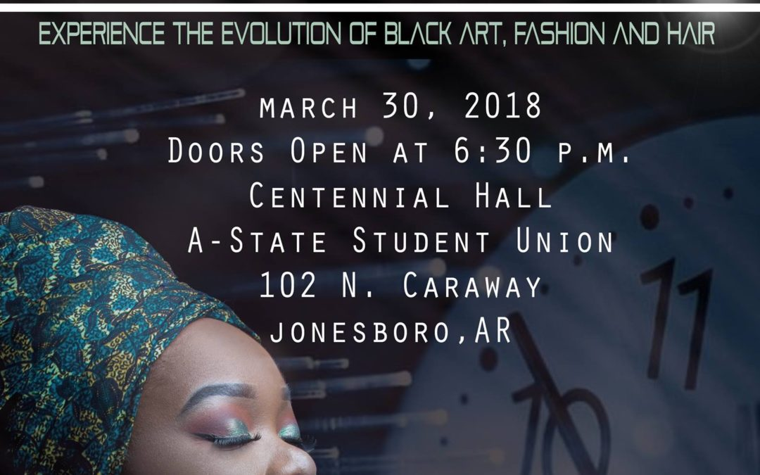 EVOLVE: Experience the Evolution of Black Art, Fashion and Hair