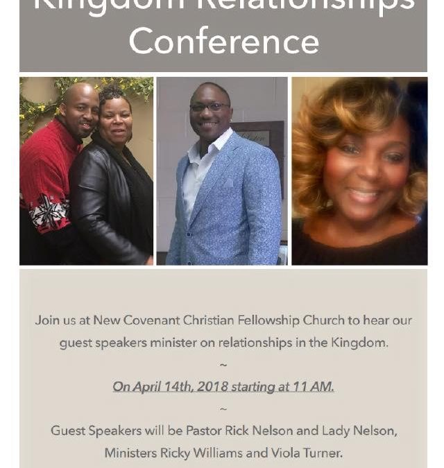 Kingdom Relationship Conference