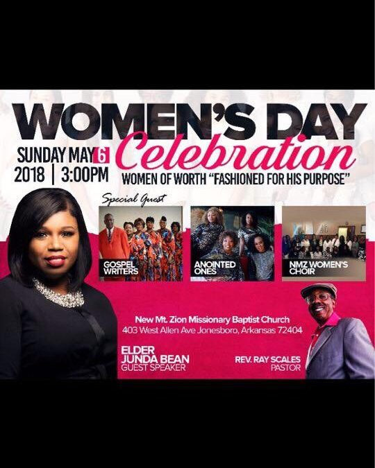 New Mt. Zion MBC Women's Day Celebration