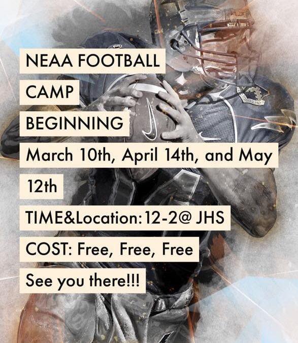 NEAA Youth Football Camp
