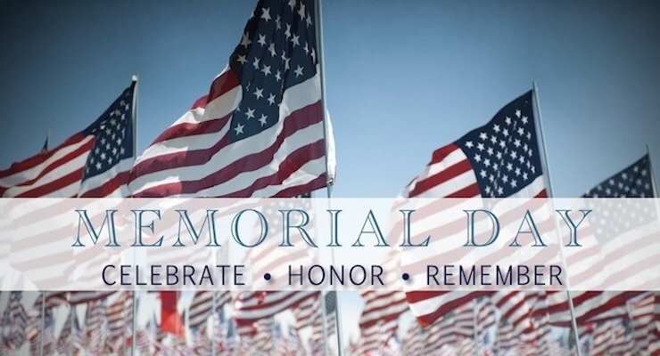 Remembering Those Who Gave Their Lives on this Memorial Day