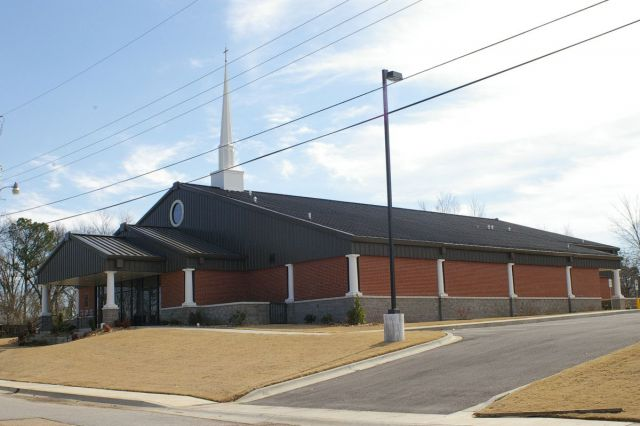 First Baptist Church to Host Spring Revival