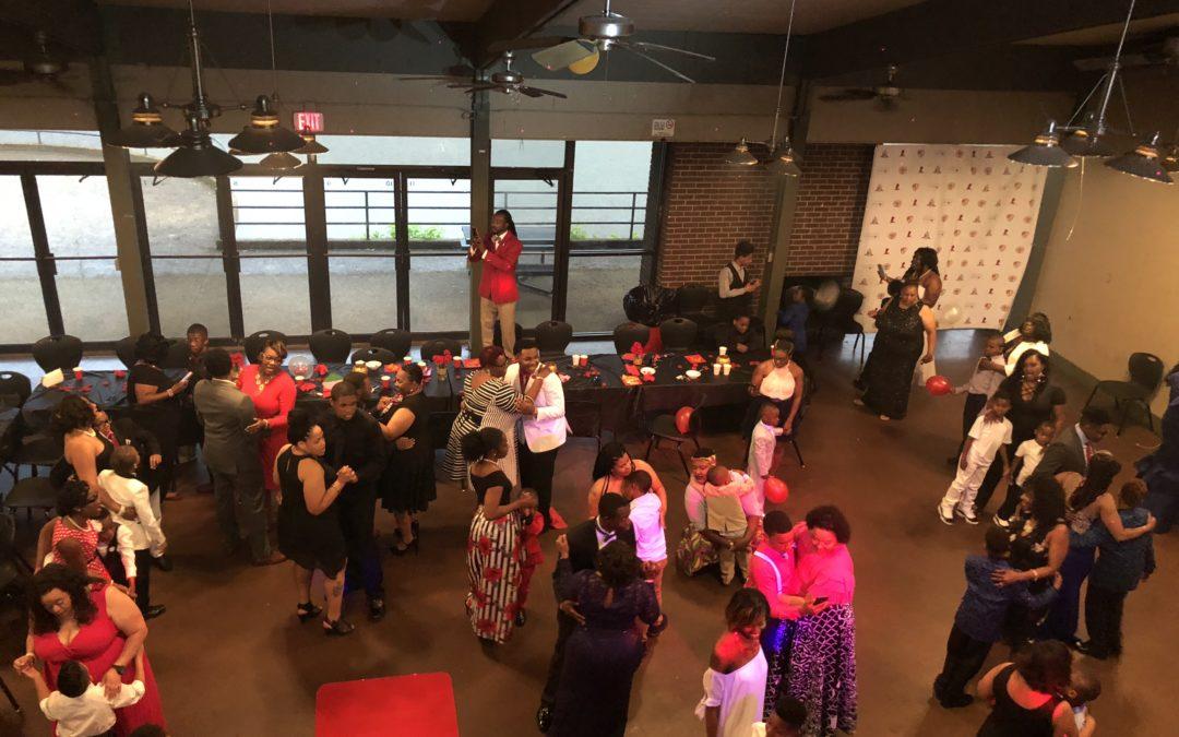 Jonesboro Kappa League Hosts First Ever Mother Son Dance