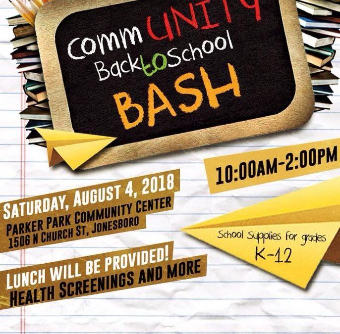 BPN to host CommUNITY Back to School Bash