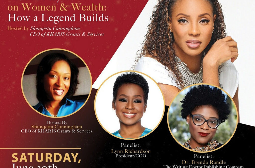 Millionaire Mogul MC Lyte is Coming to Jonesboro! (POSTPONED UNTIL A LATER DATE!)
