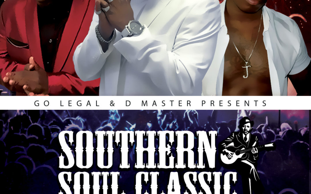 Southern Soul Classic Featuring Big Pokey Bear, Coldrank, & Jwonn is Coming to Jonesboro