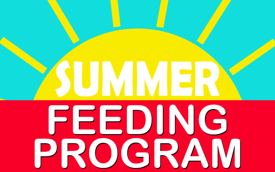 Summer 2018 Feeding Sites Announced