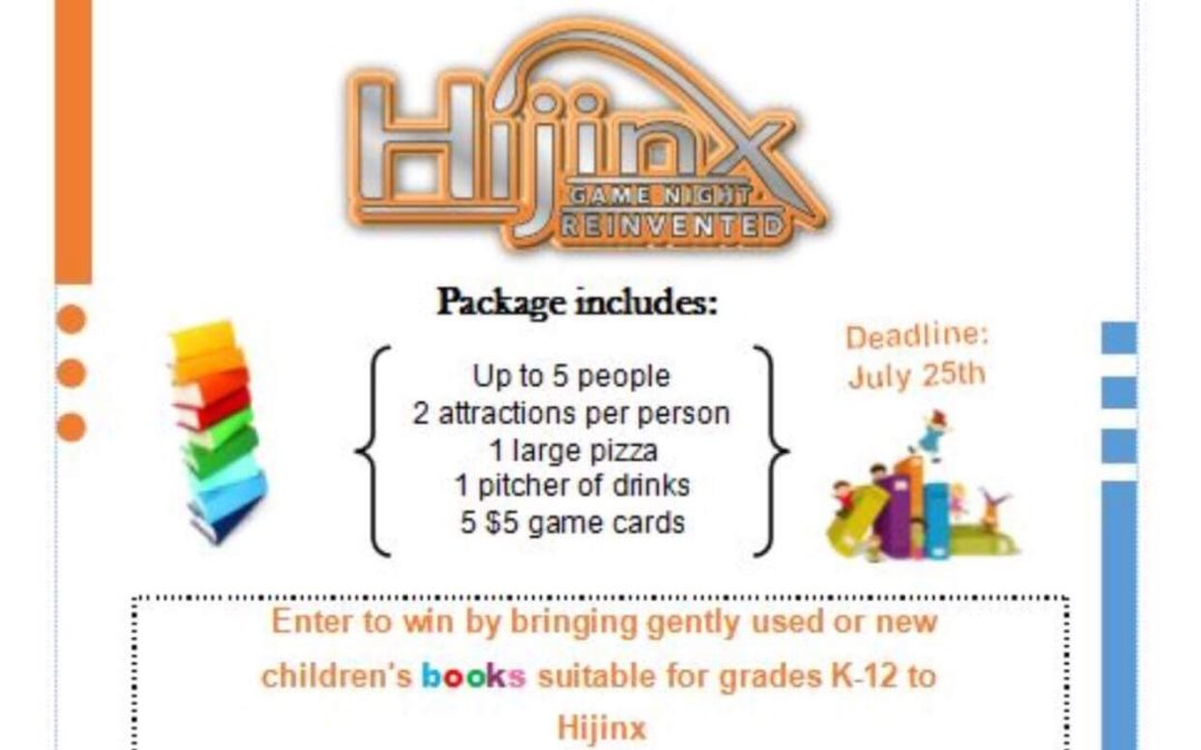 Win a Activity Family Value Pass from Hijinx