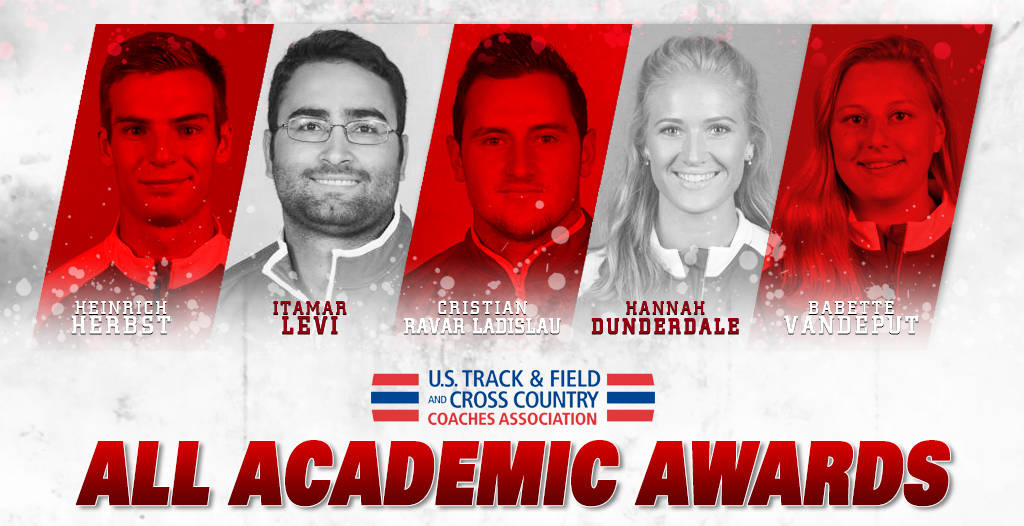 A-State Track and Field Awarded For Academic Success