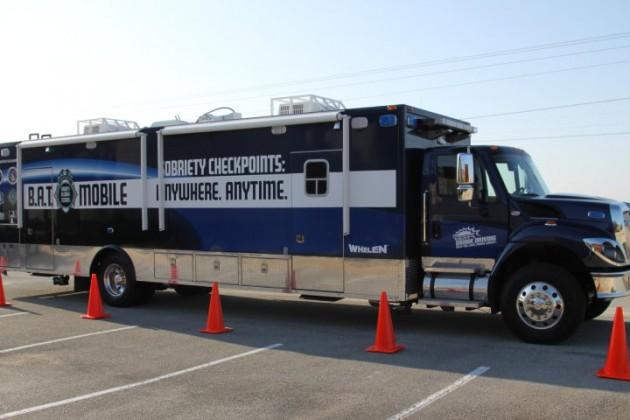 Jonesboro Police Department Conduting Sobriety Checkpoints