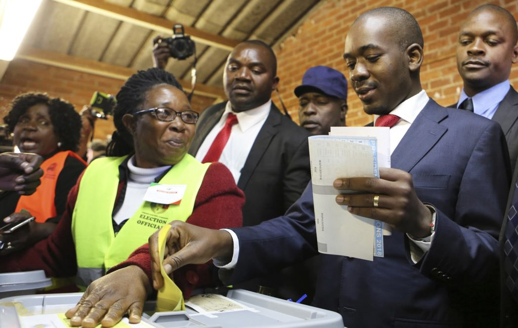 Is Democracy On the Rise in Zimbabwe?