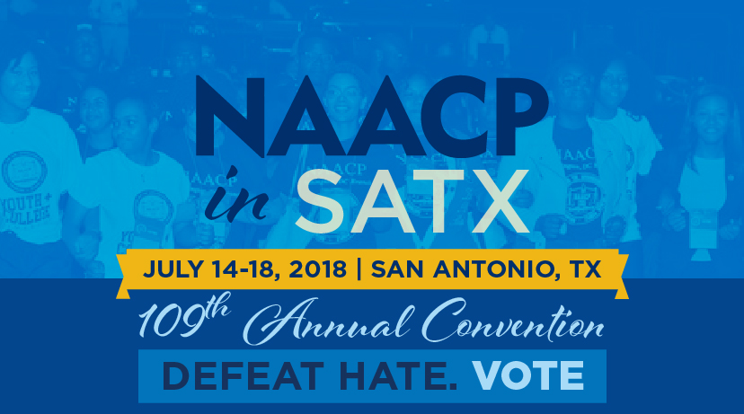 President Trump and Staff Skip 109th NAACP Convention