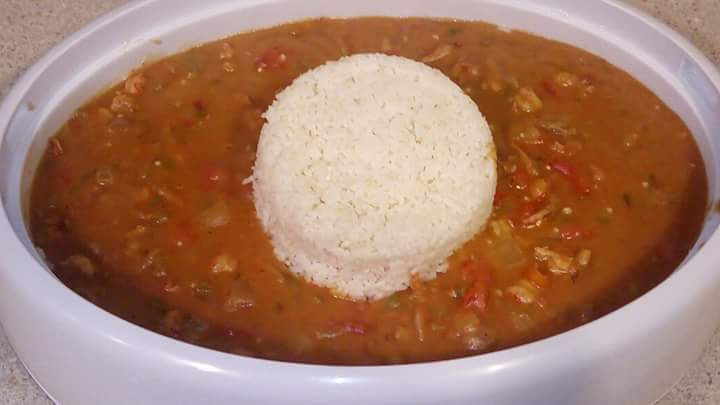 "Recipe of the week ""Crawfish Etouffee"""