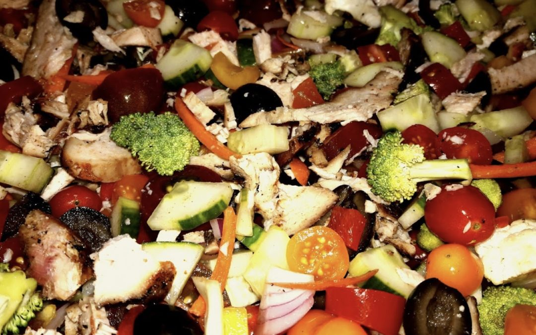 Recipe of the Week- Chicken Pasta Salad
