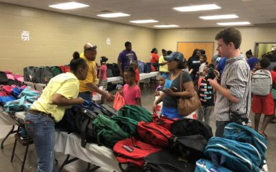 Photos from The Black Professionals Network CommUNITY Back to School Bash August 4, 2018