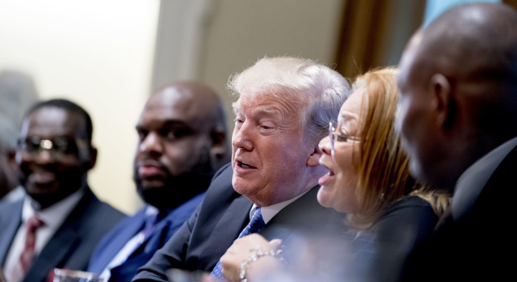 Pastors Meet with the President to Discuss Prison, Justice Reform