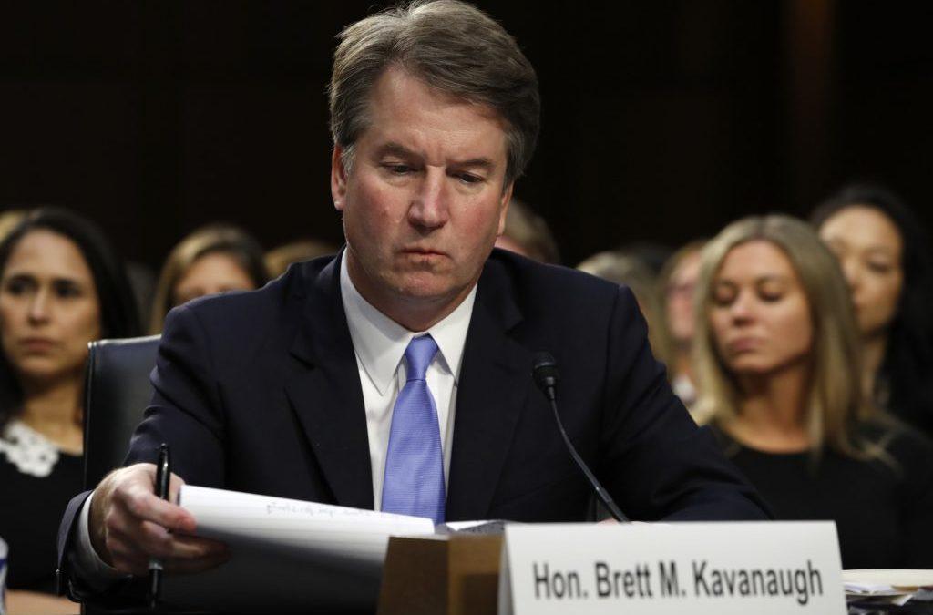 Kavanaugh Accuser Open to Testifying Before Senate