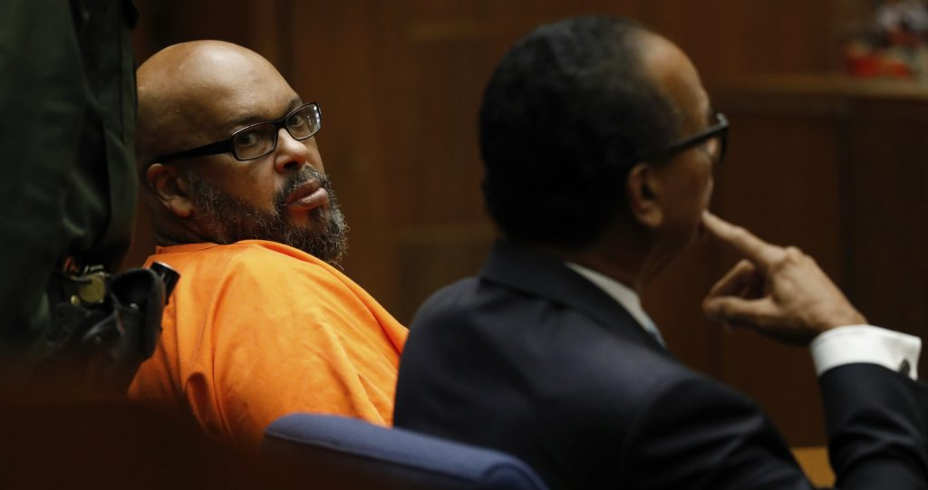 Suge Knight Cuts Plea Deal in Murder Case