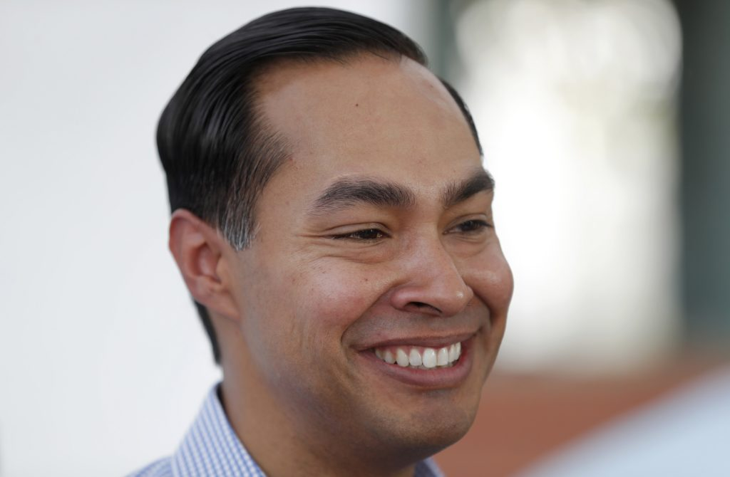 April Ryan Speaks with Julian Castro About Possible Run in 2020