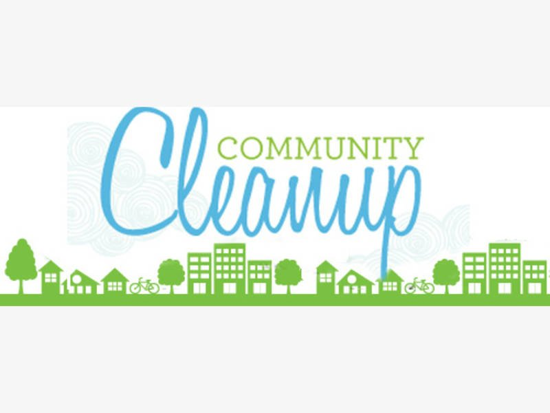 Fisher Street Community in Action Fall Cleanup 2018