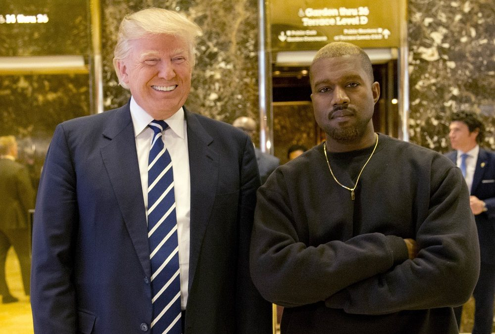 President Trump Meeting with Kanye West at the White House