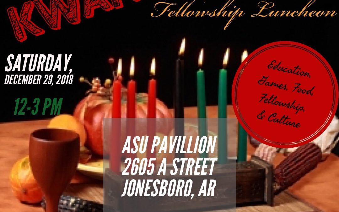 Kwanzaa Fellowship Luncheon