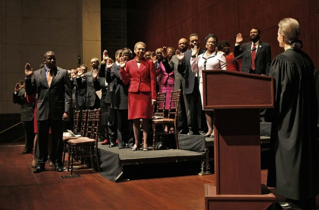 A Recap: The Participation of African Americans in Congressional Politics