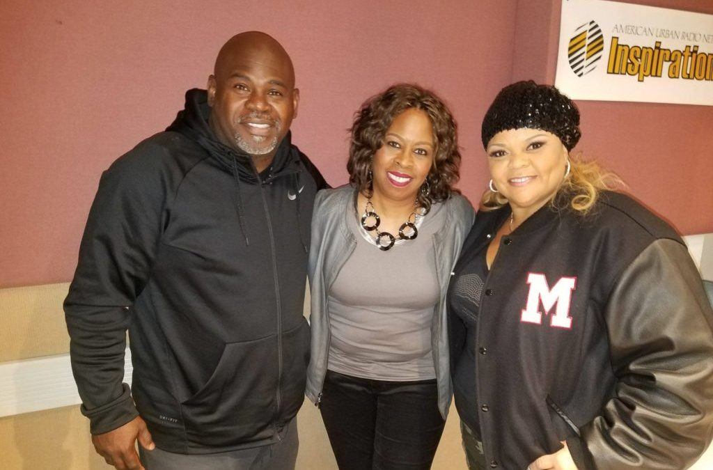 In Studio Interview with David and Tamela Mann