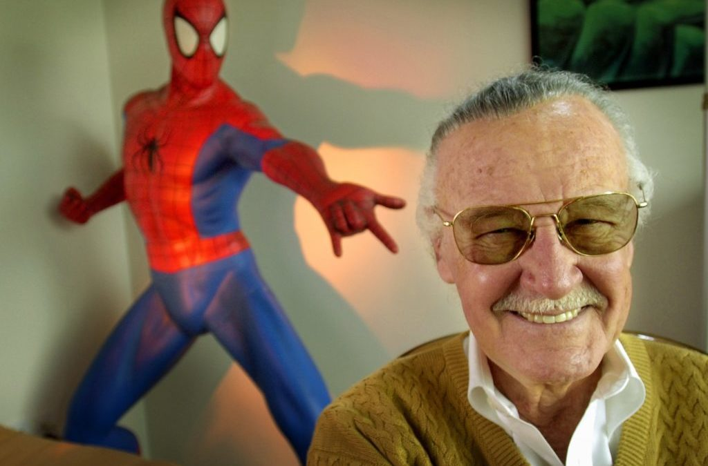 Super Hero Legend Stan Lee Passes at 95