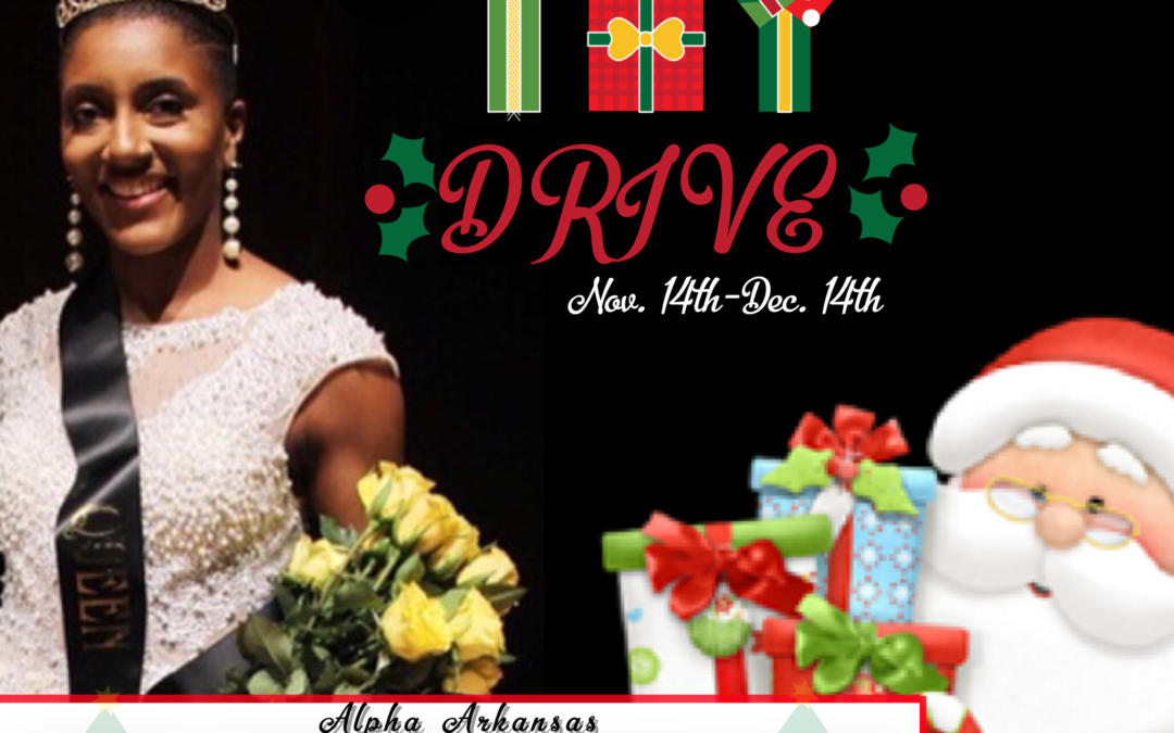 Miss Black & Gold Destini Lattimore seeks 1000 toys for Children's Hospital Toy Drive