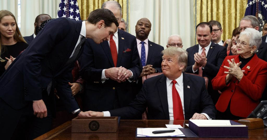 Prison Reform Signed Into Law