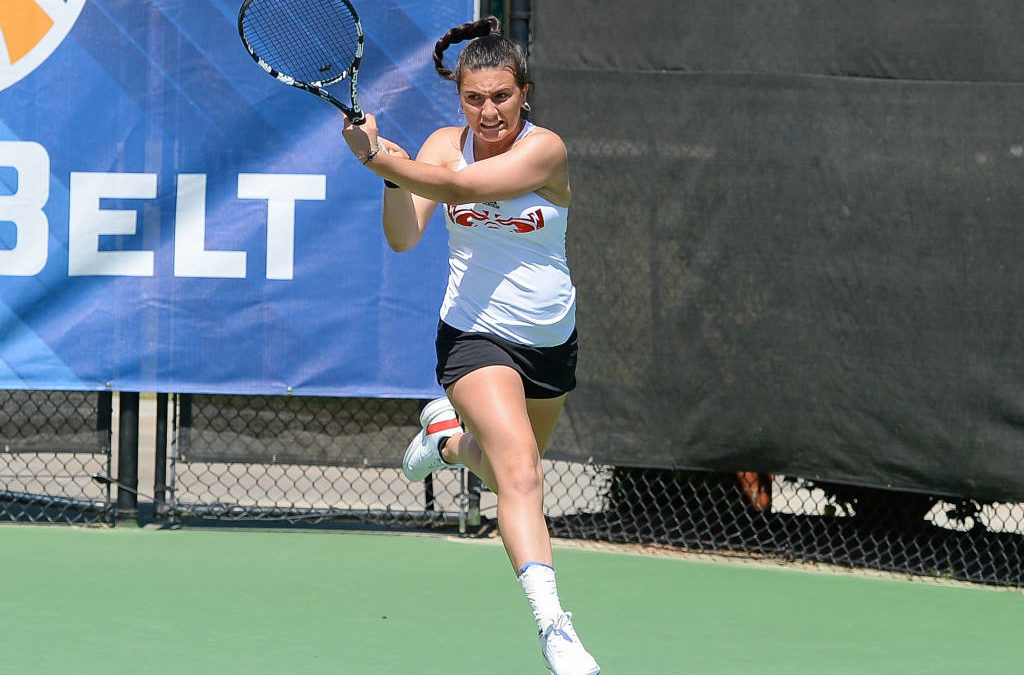 A-State Tennis Opens 2019 Schedule with a Win