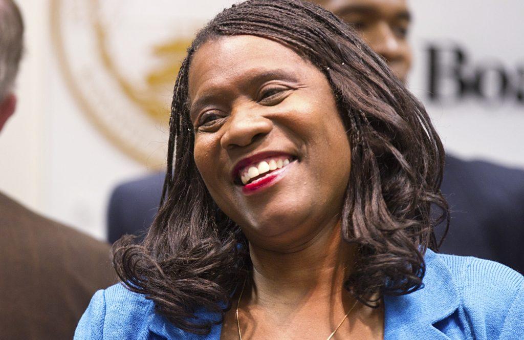 AKA Sorority President Dr. Glenda Glover on Kamala Harris 2020 Campaign