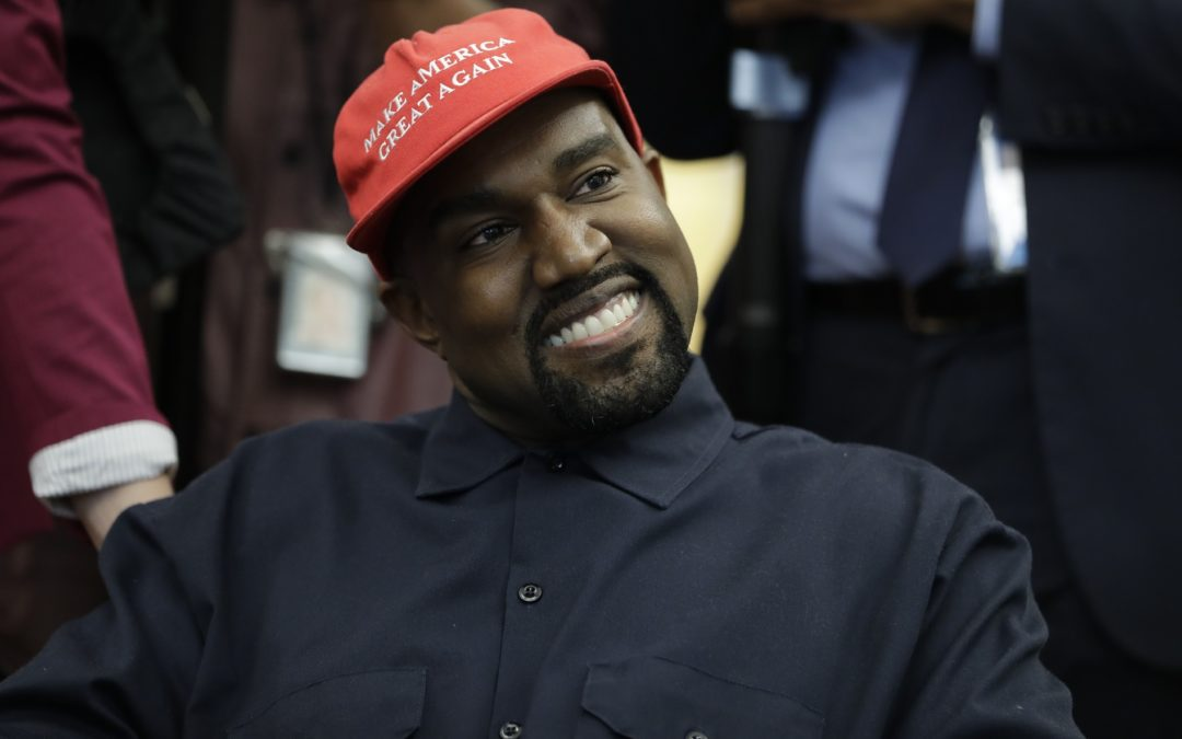 Kanye Encourages People to Keep Listening to R. Kelly Music