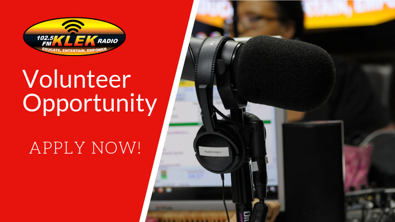 KLEK Sports Intern/Volunteer
