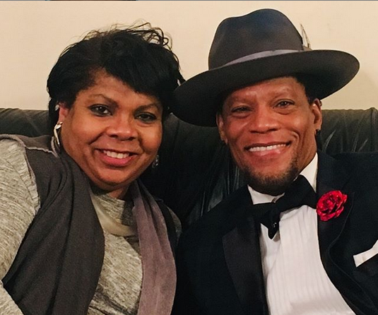 April Ryan Speaks with DL Hughley on the Mueller Report