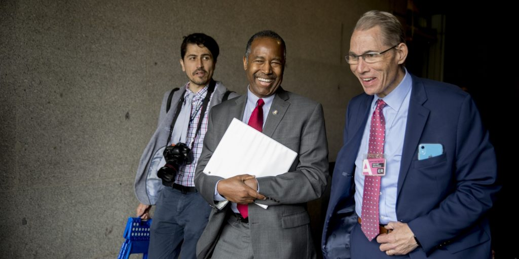 Ben Carson Leads White House Opportunity Zones Initiative