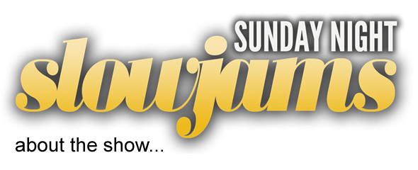 Sunday Night Slow Jams logo from slowjams.com