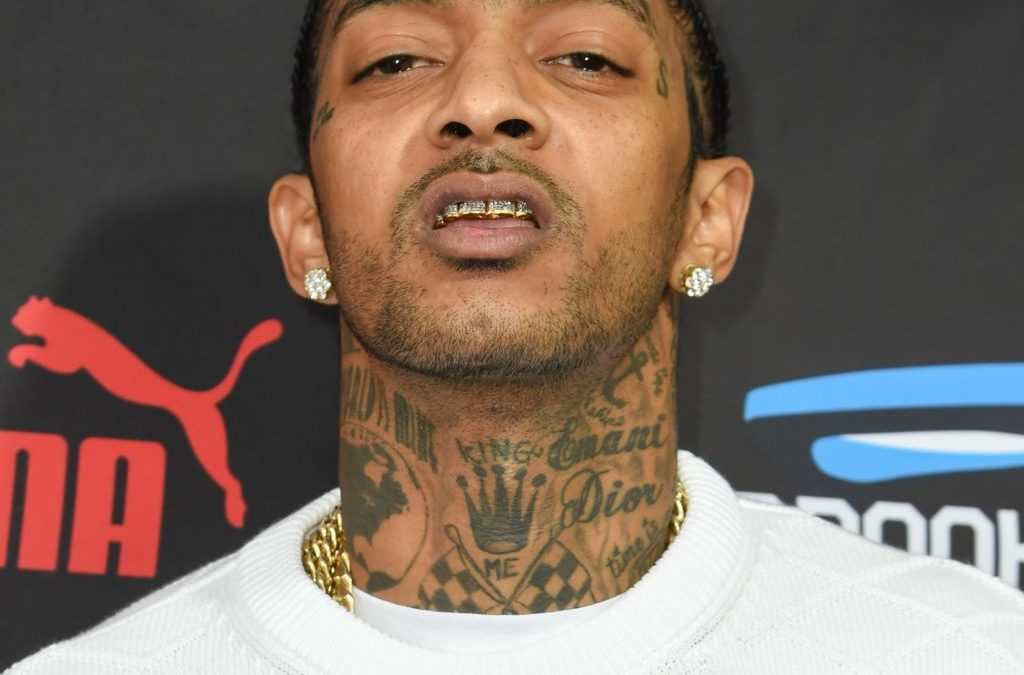 Suspect Named in Nipsey Hussle Slaying