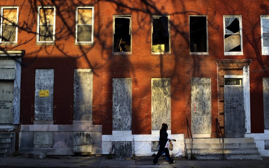 Baltimore City Hurting, Transitioning in Wake of Political Scandals