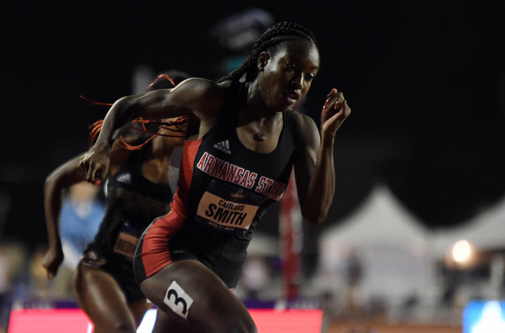 Caitland Smith Earns All-American Honors at NCAA Outdoor Championships