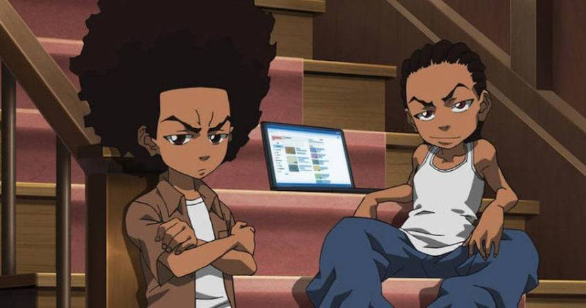 "Creator Aaron McGruder and Sony Animation to Reboot ""The Boondocks"" TV Series"