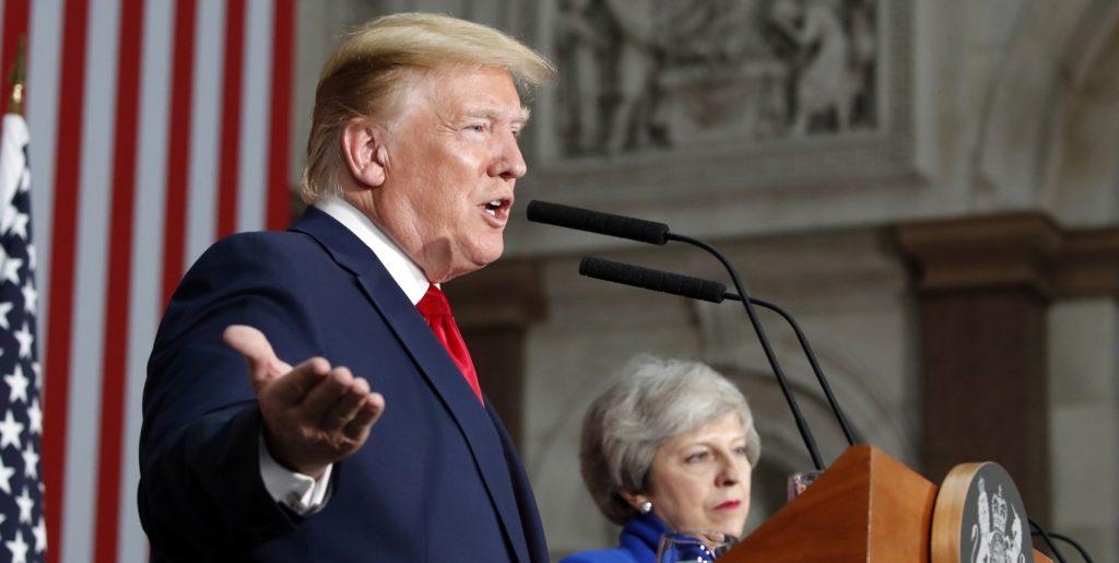 New Poll Shows Trump Winning in 2020