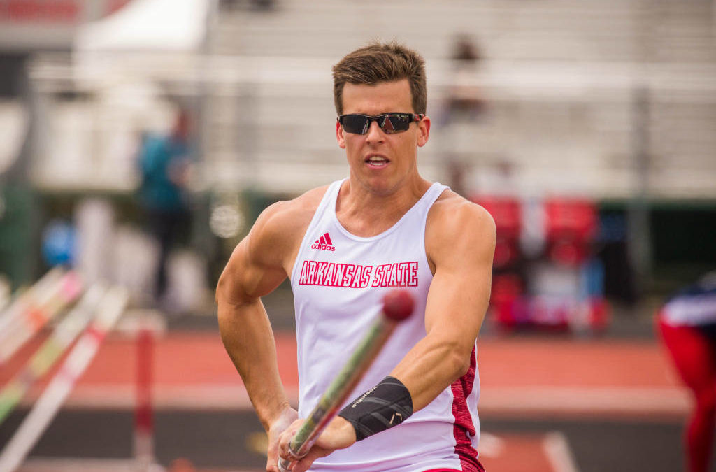 A-State's Carr Competes At USATF Outdoor Championships