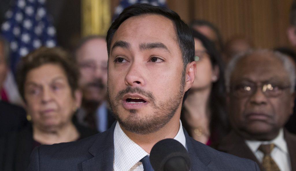 Congressional Hispanic Caucus Chair Joaquin Castro Interview