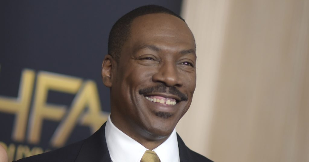 Eddie Murphy Coming 'Back' to America