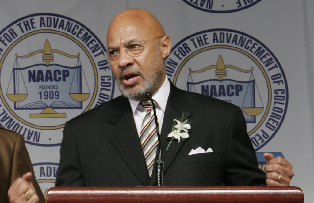 Former Detroit Mayor Dennis Archer Speaks with April Ryan