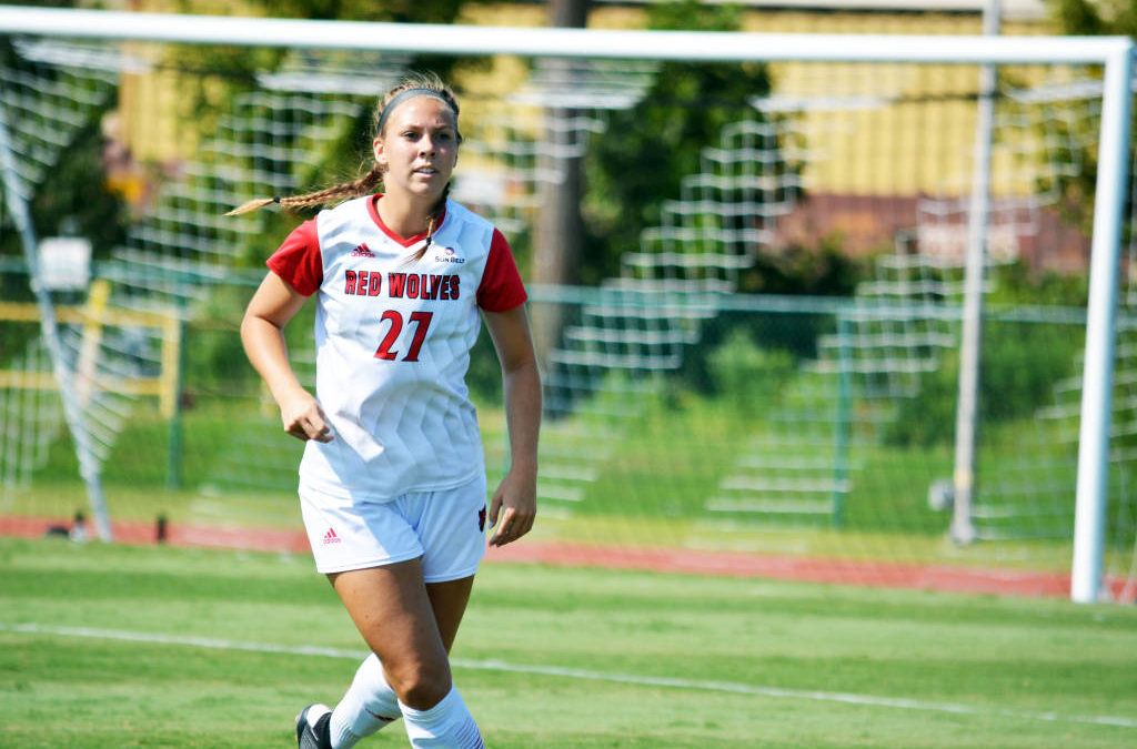 @AStateSoccer Drops Road Contest to Texas Tech