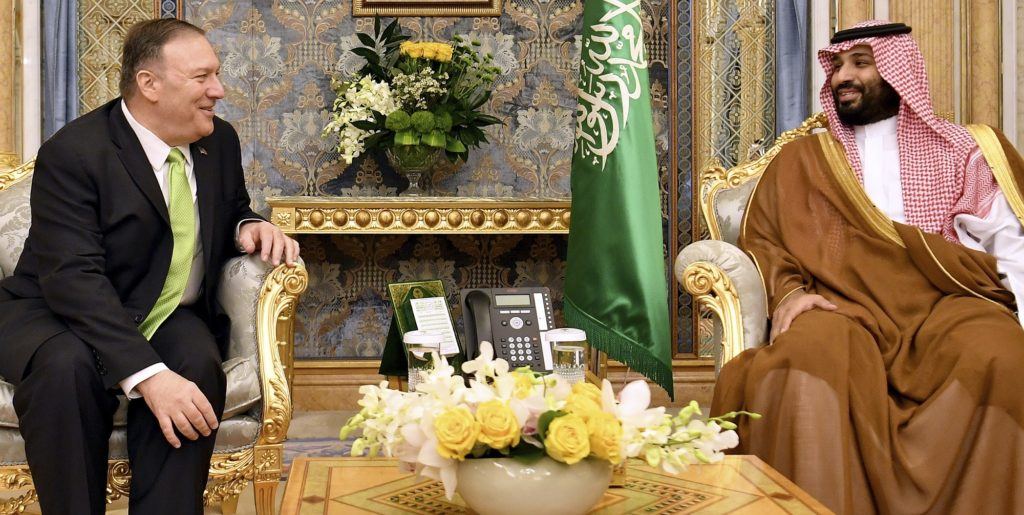Former Secretary of Energy Abraham on Iran, Saudi Tensions